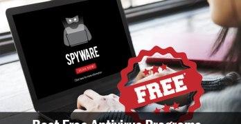 Best 3 Free Antivirus Programs for 2016