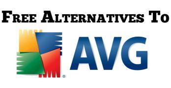 free alternatives to avg