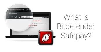 what is bitdefender safepay