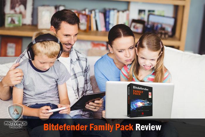 Bitdefender Family Pack Review