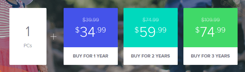 avast pro antivirus pricing