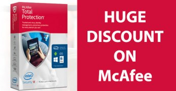 McAfee Coupon Codes and Review