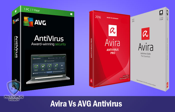 Avira Vs AVG