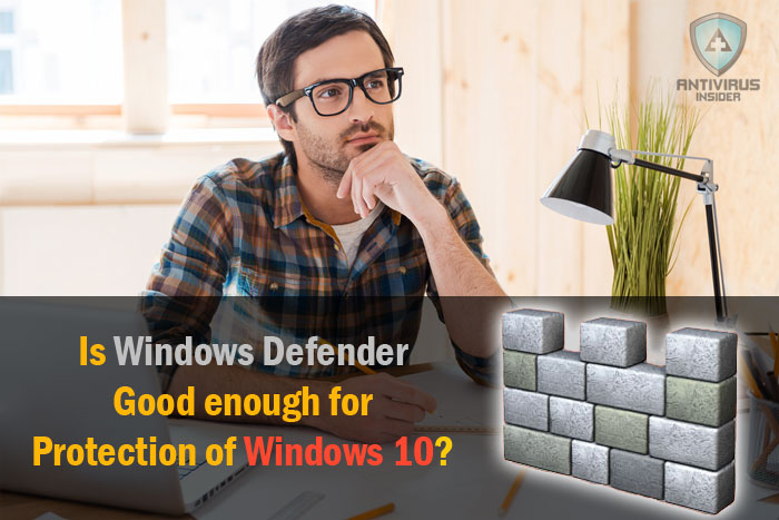 is windows defender good enough for windows 8
