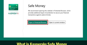 What is Kaspersky Safe Money and How is it Useful?
