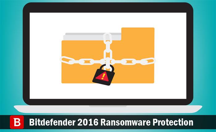 Bitdefender Ransomware Protection