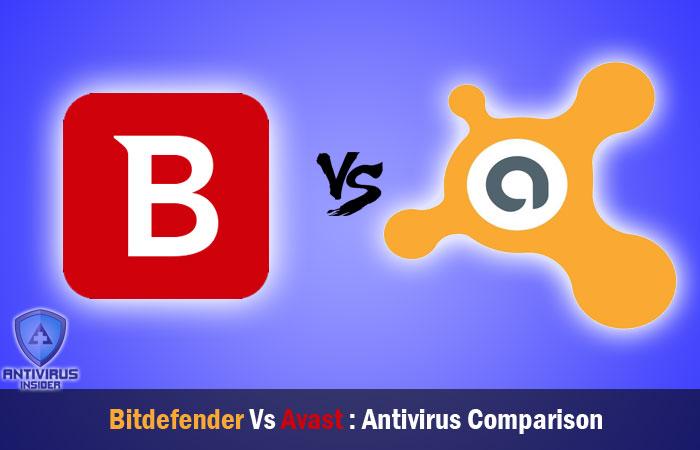 bitdefender avast comparison