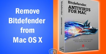 How to Remove/Uninstall Bitdefender from Mac OS X