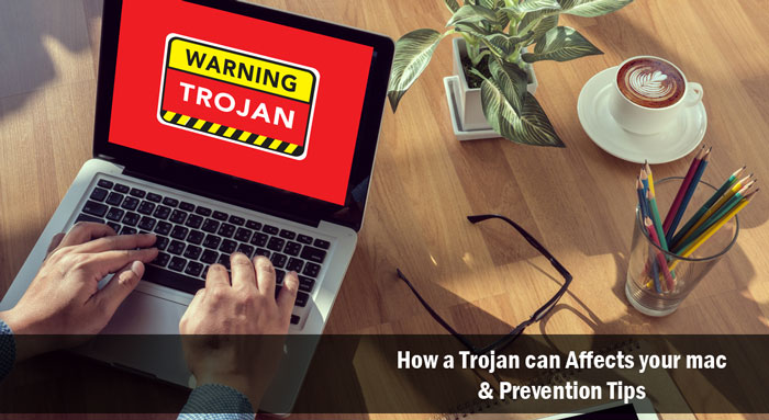 Trojan can Affects your mac
