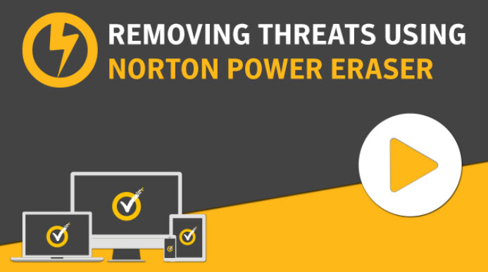Norton Power Eraser Tool