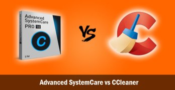 Advanced SystemCare vs CCleaner