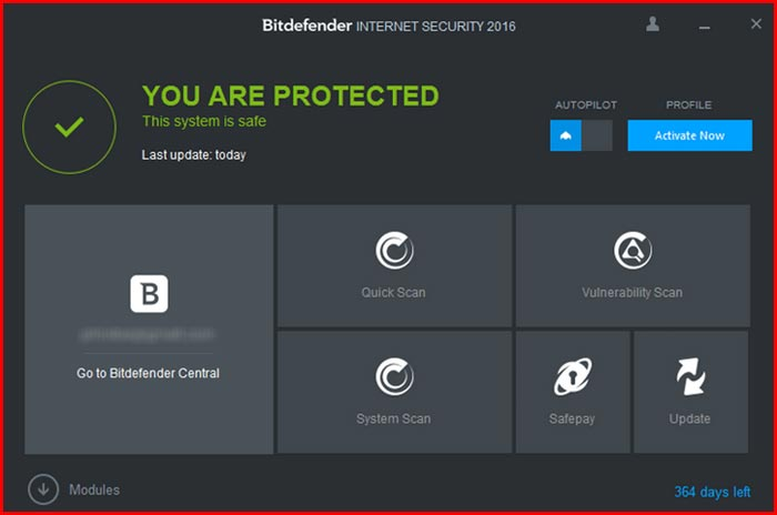 Bitdefender Internet Security Coupon