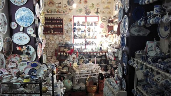 Get lost in this pretty crazy and beautiful multi-roomed store in lovely Kalk Bay! It's china heaven!!! You might be overwhelmed by the sheer number of china and glassware on display!! So you better be careful not to break anything as it is packed with tons of breakables!!