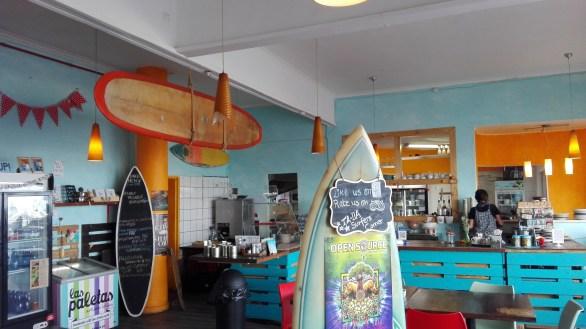 Ta-Da Surfers Corner, Muizenberg.