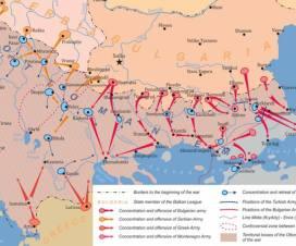 1. balkan savaşı