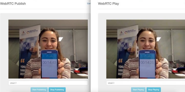 Ultra-Low Latency with WebRTC