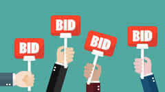 Auction / Bidding Streaming