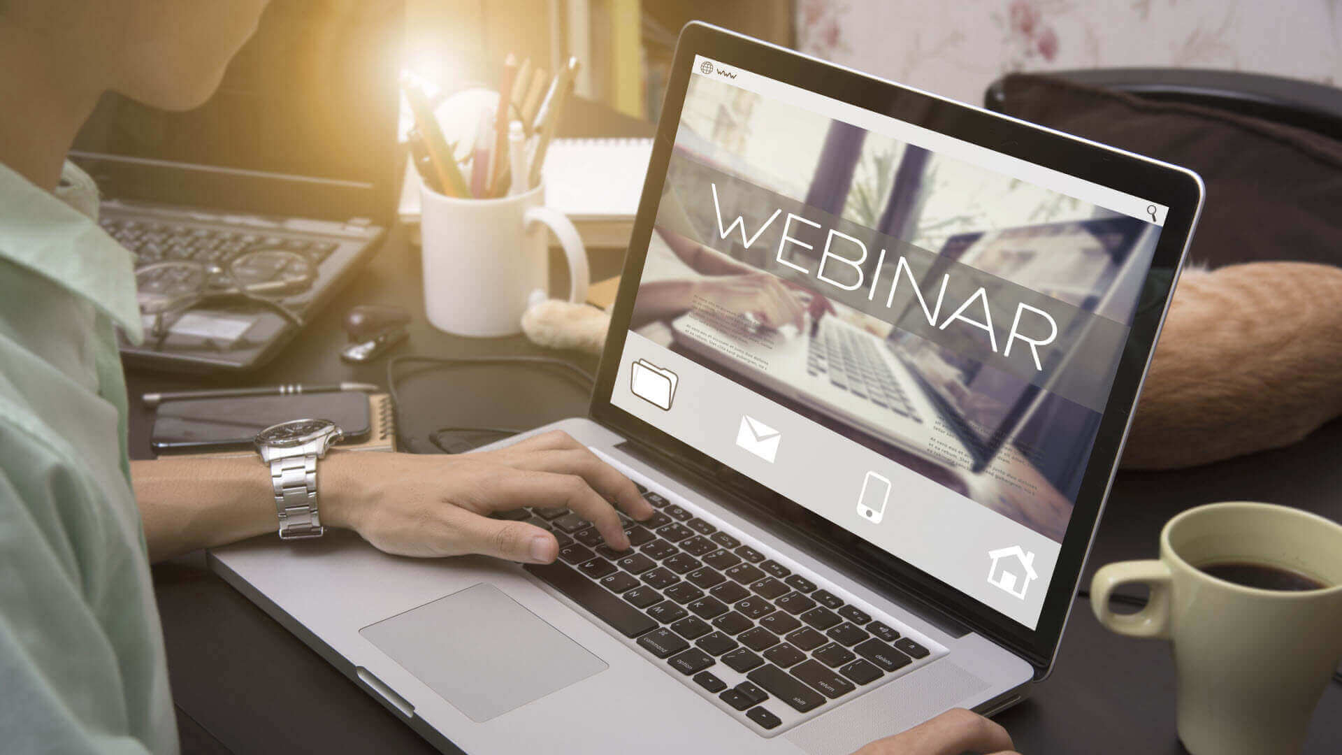 Built your own webinar platform or webinar service
