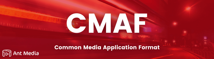 common media application format