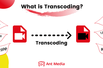 what is transcoding - Ant Media