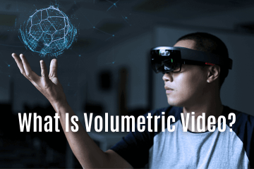 what is volumetric video?