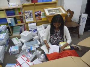 Nepal medical supplies