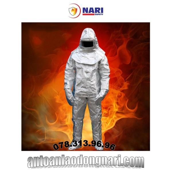 quần-áo-tráng-nhôm-1000-độ được sản xuất tại Hàn Quốc