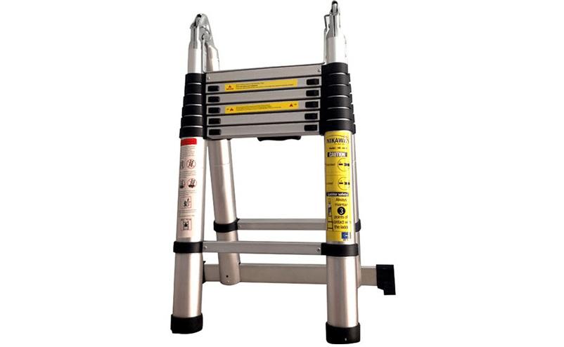 Thang chữa cháy bằng nhôm – thiết bị chuyên dụng trong cứu hỏa