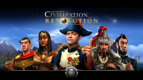 Civilization Revolution Games-Babary Antoine