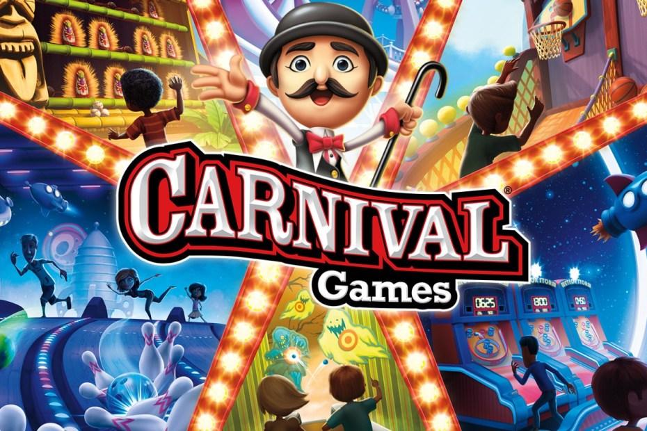 Carnival Games / 2K Games