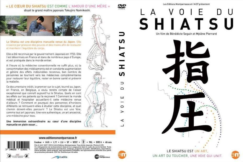la voie du shiatsu-Babary Antoine