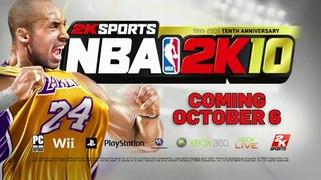 NBA 2K10 Games-Babary Antoine
