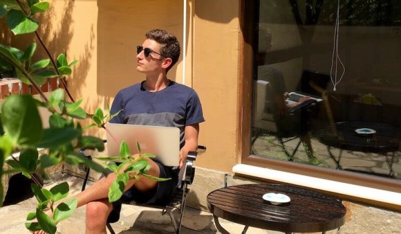 Antoine BM liberté gagner sa vie sur internet