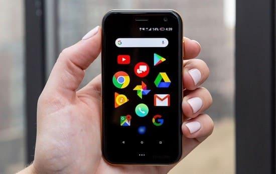 technique de marketing digital exemple société Palm