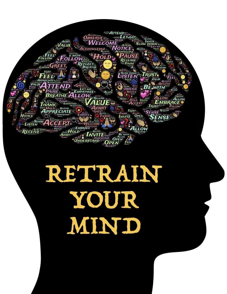 Spiritual Coach - Retrain your mind