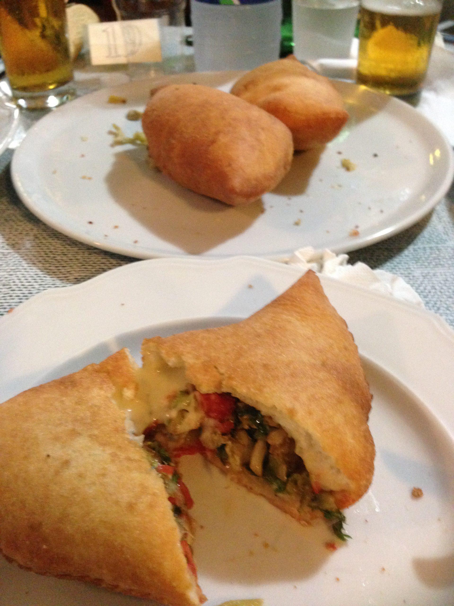 Pidoni o Calzoni Siciliani