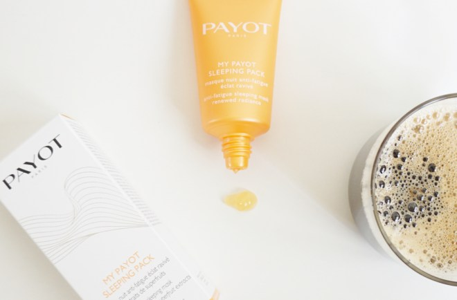 Beauty Blog Beauté My Payot Sleeping Pack 5
