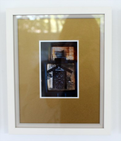 Pavo (i) pataka - digital print on Ilford Galerie Metallic Gloss 260gram paper, edition of 1
