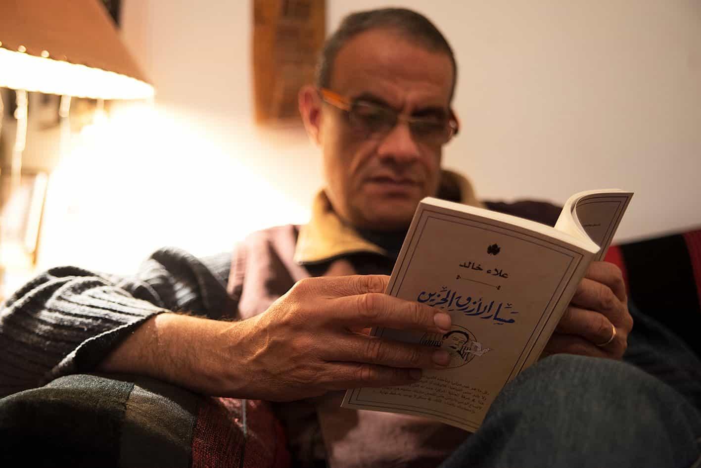 Photo of علاء خالد – كل ما أخافُ منه