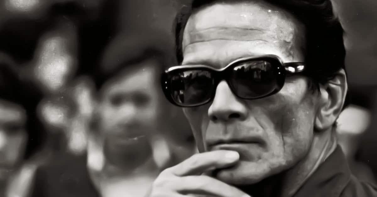 Photo of بيير باولو بازوليني – إلى الراية الحمراء
