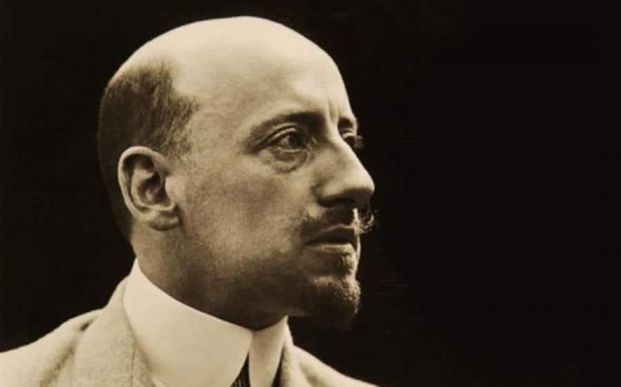 Photo of غابرييل دانونزيو – الصياد