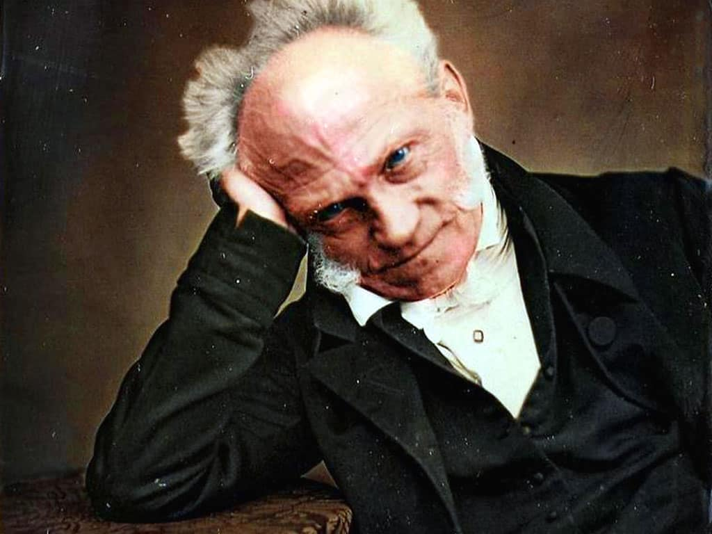 Photo of أرتور شوبنهاور – الموْتُ والألم شرّان مُتميزان