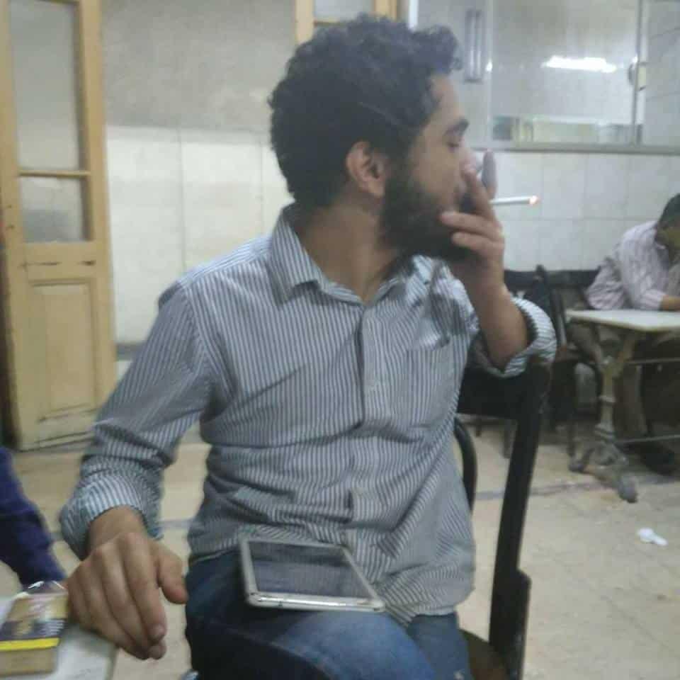 Photo of شحاته حسن _ أنا لست مجنونا