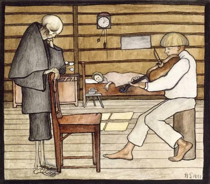 Photo of الموت يستمع لـ هوجو سيمبرج