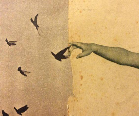 صورة محمد الترهوني – هذا وجهكِ في رذاذ الأزرق الضبابي