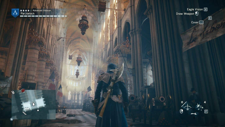 notre Dame game4 كاتدرائية نوتردام - كشكول تاريخ وذكريات