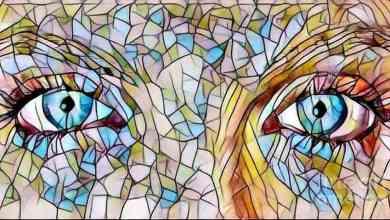 Photo of عينان من زجاج – عبد الله الباحوث