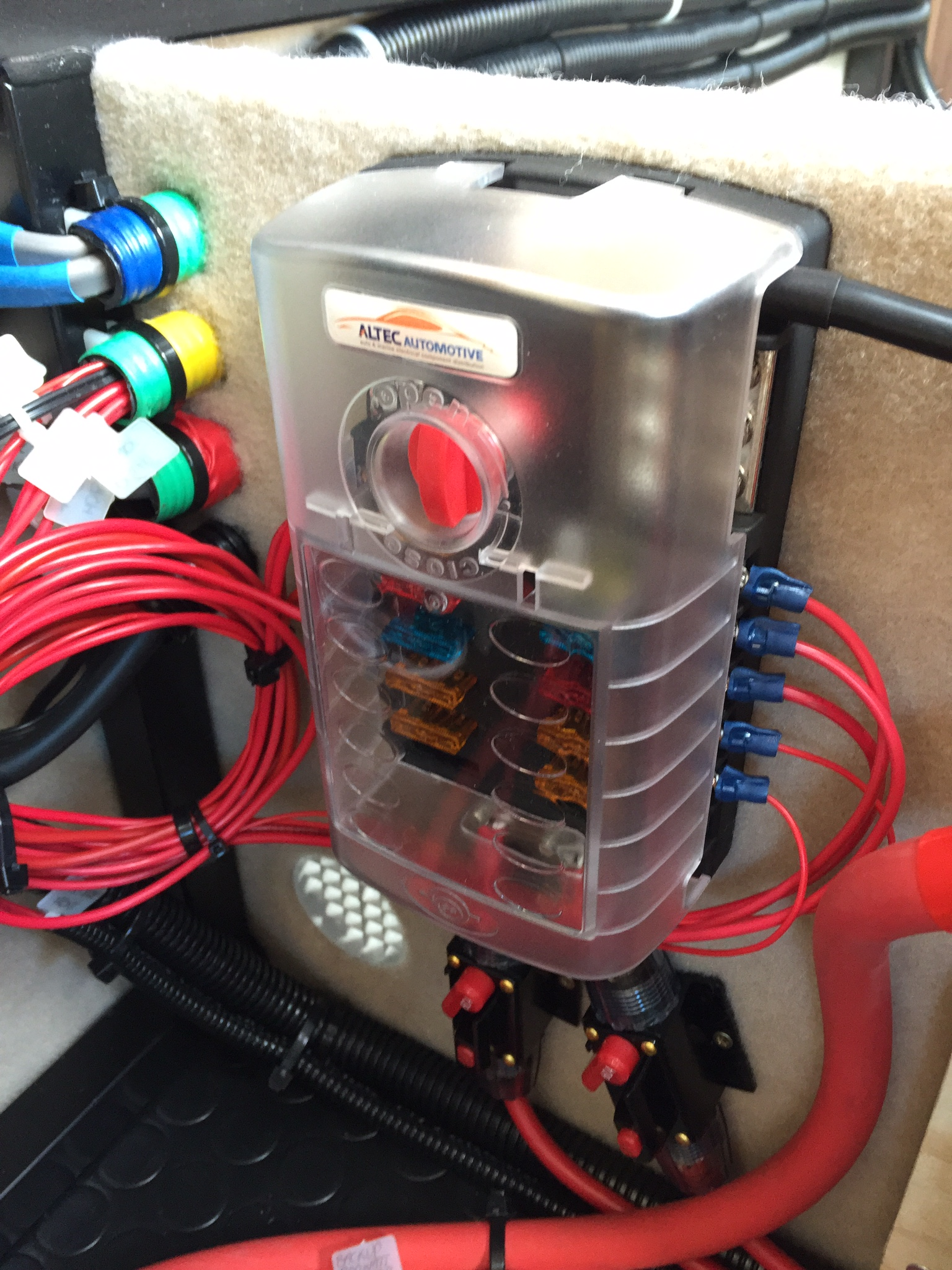 hight resolution of 12v fuse box from altec automotive