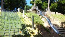 Parque dos Sentidos en Marín. Antonautas na Iagosfera