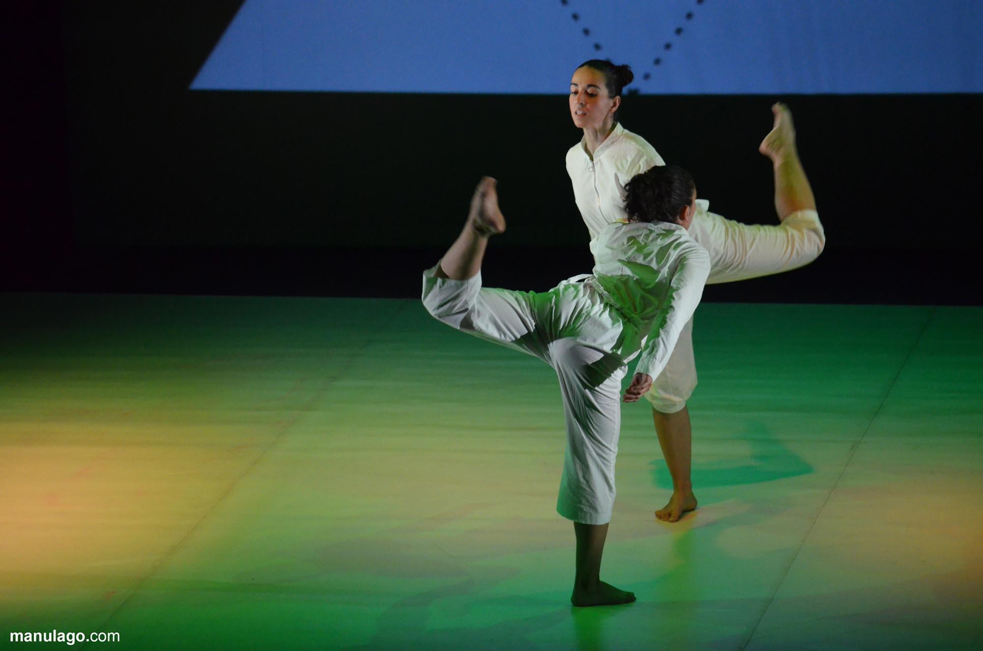 Emoticores. Espectáculo de danza. Galicia Escena Pro 2017